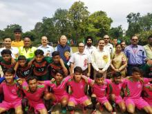 KVS National Subroto Cup at Dehradun