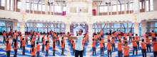 Art of living course at Pune