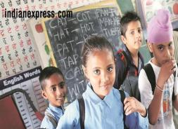 20 November 2018, New Delhi: Students will learn five sentences in 22 languages from today