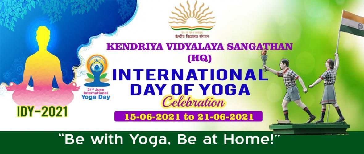 International Day of Yoga - 2021